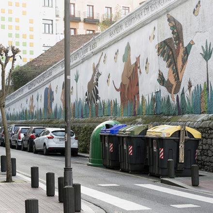 Mural Bailén